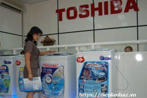 [ Sửa Máy Giặt TOSHIBA INVERTER ] Không vắt, mất nguồn, báo lỗi