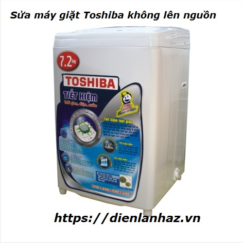 sua may giat toshiba mat nguon