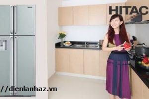 Chuyên Sửa Tủ Lạnh Hitachi Side By Side Tại Hà Nội Uy Tín