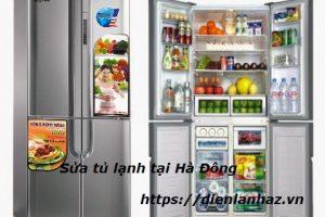 Sửa tủ lạnh tại Hà Đông Uy Tín, Giá Rẻ