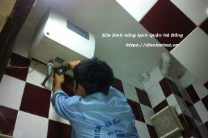 Chuyên Sửa Bình Nóng Lạnh Tại Quận Hà Đông Giá Rẻ
