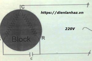 Hướng dẫn cách đấu tụ ở Block điều hòa chuẩn 100%