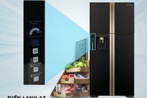 Tủ Lạnh Hitachi Mất Nguồn, Không Vào Điện, Không Sáng Đèn