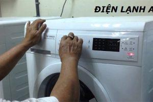 Máy Giặt Electrolux Báo Lỗi E10 Là Nguyên Nhân Gì ? 4 Nguyên Nhân Chính