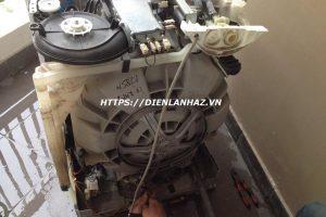 Máy Giặt Electrolux Không Thoát Nước, Không Xả Nước Ra
