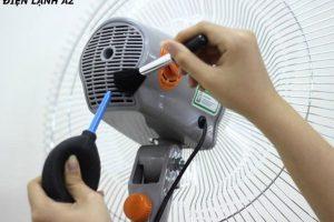 Cách Tự Sửa Quạt Điện Không Quay Chuẩn 100% | Nguyên Lý Và Cấu Tạo