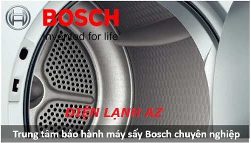 sua may say bosch khong nong