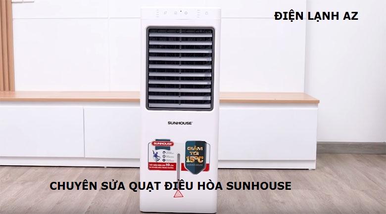 bao hanh sua quat dieu hoa sunhouse