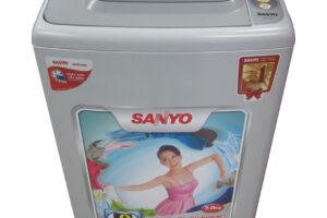 Cách khắc phục máy giặt Sanyo báo lỗi EC  từ A – Z chuẩn 100%