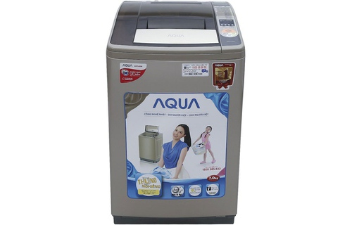 ma loi may giat aqua inverter